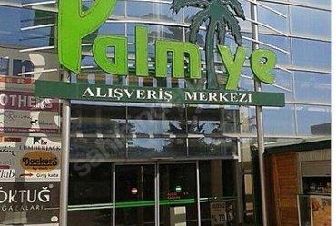 Hakan Potukçu' dan Palmiye AVM İçinde Kiracılı Dükkan